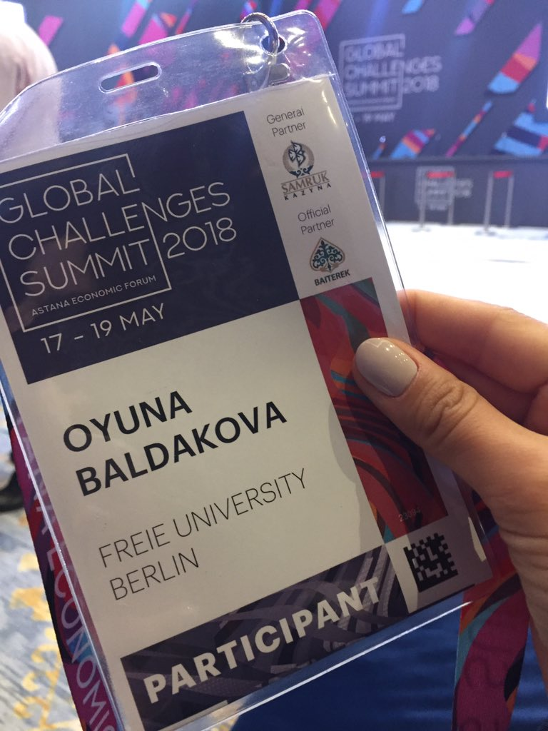 First day of the Astana Economic Forum @Forum_Astana. Wanted to visit the plenary session with the President of the Republic of #Kazakhstan, but they don&#39;t let regular participants in, also not even media. Ended up hanging out at the press center #AEF2018 #GSSummit #ForumAstana <br>http://pic.twitter.com/npEokFOk6m
