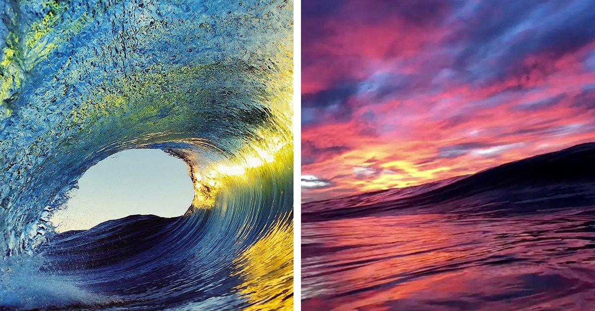 Photographer Captures Unbelievable Colors Reflected in Breaking #Ocean Waves https://t.co/ao9RrB6107 #Photography https://t.co/XJFDJE9u36