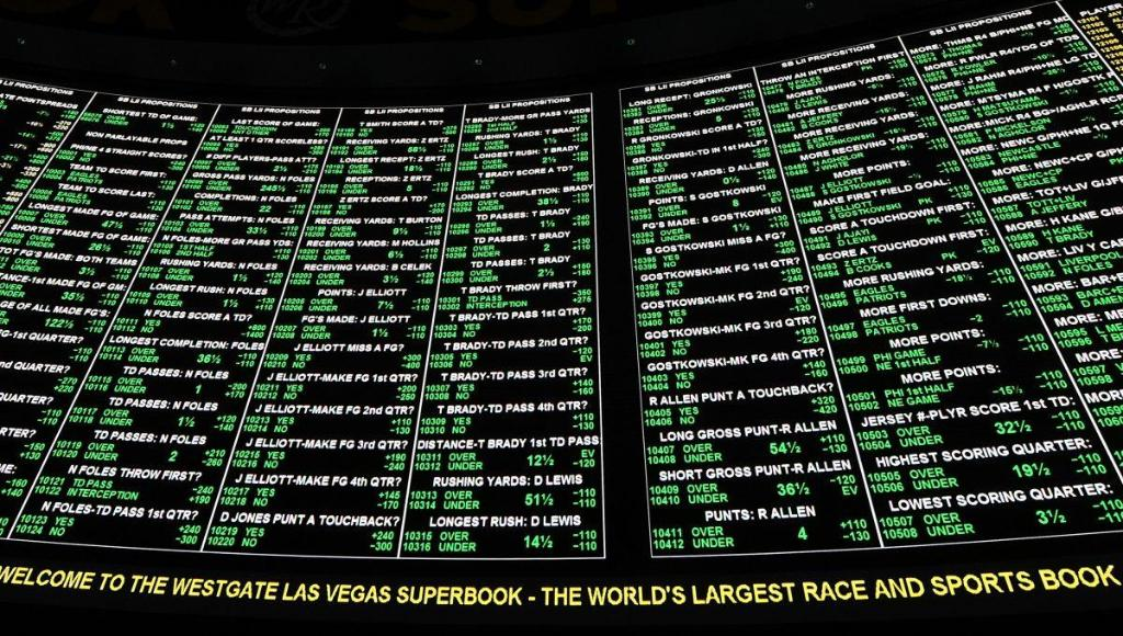 Who stands to gain the most and who's the biggest loser in legalized sports gambling? https://t.co/g0zmtaSgzW https://t.co/2tVh4XDjIx