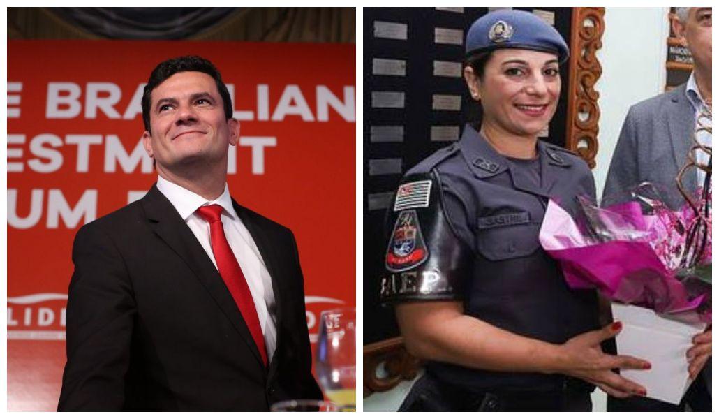 >William Waack: 'Dois heróis - Juiz Sérgio Moro e PM Katia – nessa dupla a população acredita' https://t.co/MUjzIyf4qy