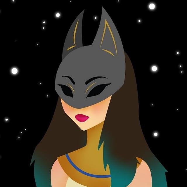 New/old profile picture forgot to change it before so here it is! Used it for my Discord where I&#39;m Bastet  #newprofile #vector #ilustracion #digitalart #bast #bastet #vectorillustration @TheArtBond @ApoyaAlArtista @dibujando<br>http://pic.twitter.com/yNxficBUDY