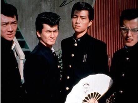 画像 : ビーバップの実写版で菊リンを演じた石井博泰さんが亡くなっ ...
