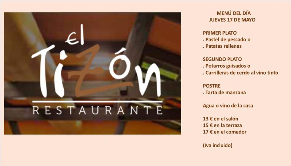 Restaurante El Tizón On Twitter Patatasrellenas
