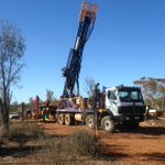 Diamond drill rig currently in action on hole LEFR074  at $LEX's Lucky Strike prospect.  Two more diamond tails to complete.  Great weather& geology& drillers= maintain the positive momentum at Lucky Strike.