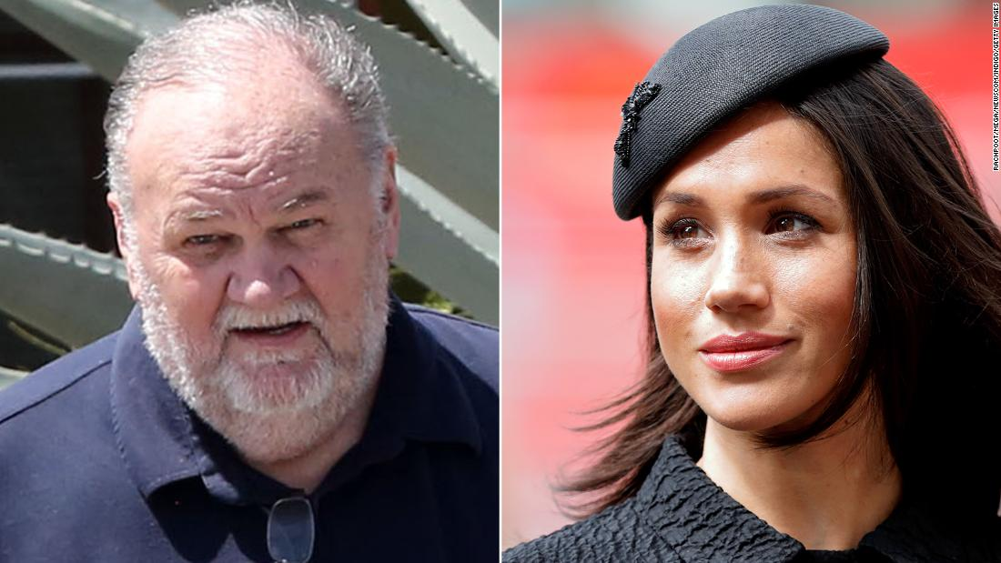 Meghan Markle's father recovering after heart surgery https://t.co/kk2j0OcabP https://t.co/cRspmZ2RuA