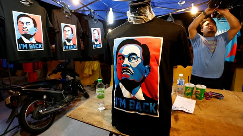 Al Jazeera English's photo on Anwar Ibrahim