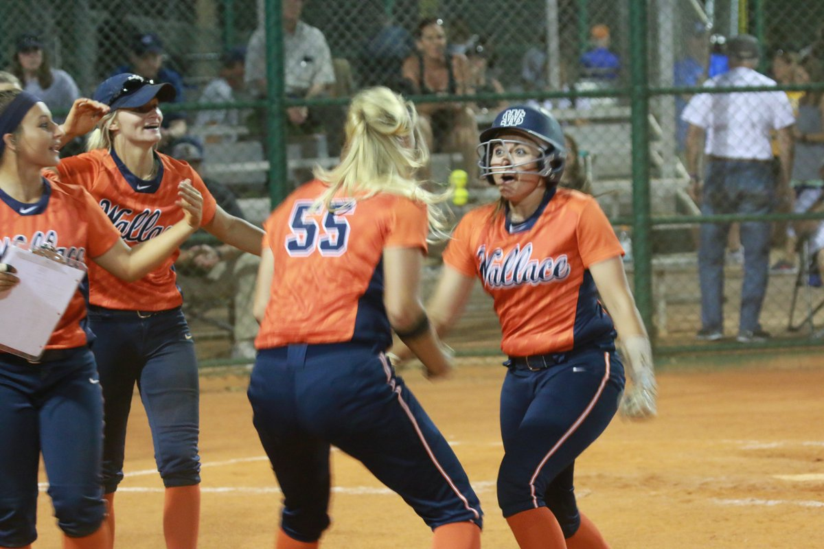 wallace state hanceville softball schedule