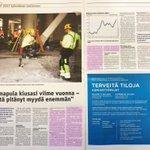 LINJA ARKKITEHDIT on mukana Rakennuslehden uusimmassa numerossa, Suomen suurimmat 2017 -vertailussa. Työvoiman saatavuutta koskevassa osiossa mukana myös Ville Niskasaaren haastattelu liittyen Paras Työpaikka 2020 -hankkeeseemme. 🙌  #LINJAarkkitehdit #Rakennuslehti #PT2020