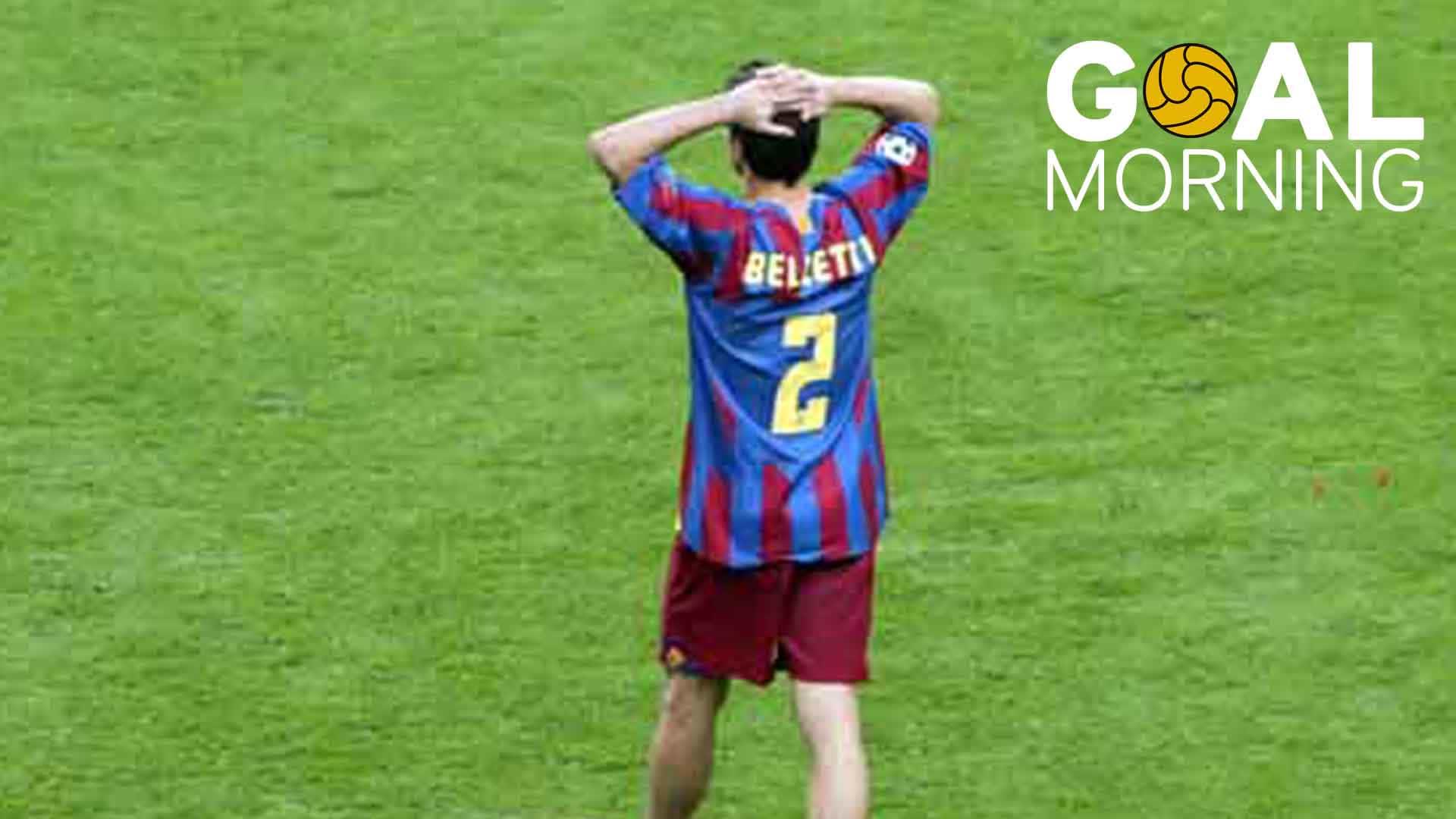 G⚽️AL MORNING!!! ¡Hace 12 años ganábamos la Liga de Campeones! �� @julianobelletti ��   �� Arsenal �� 2006 https://t.co/cl6HqX9Svq