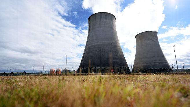 #Energie #nucleaire Piscine d\