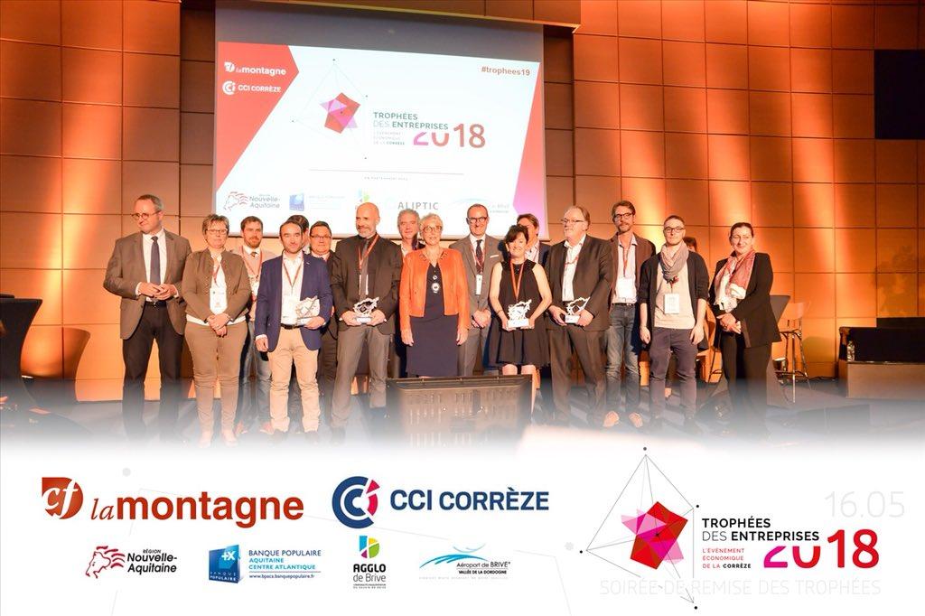 About last night   / Trophées des Entreprises / #trophees19 #ccicorreze #mcvcommunication #brive #trophee [  @lamontagne_fr ]  - FestivalFocus