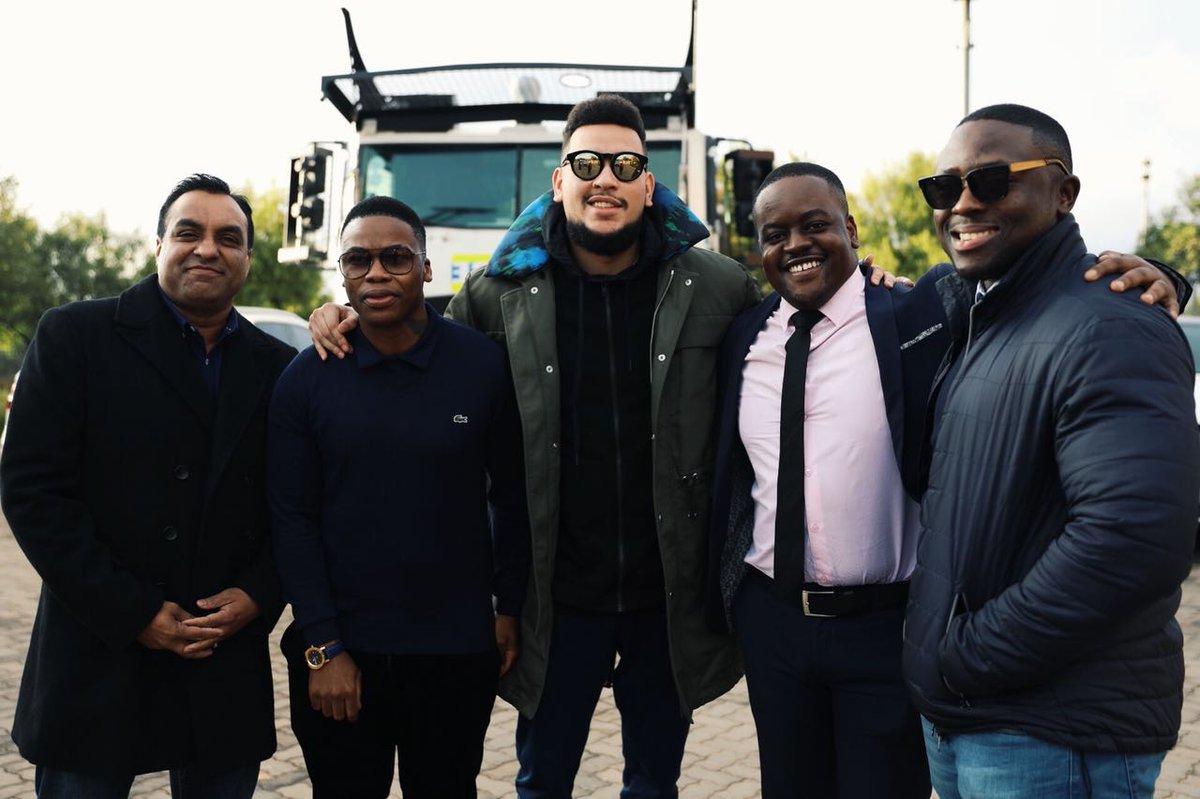 Beam Group at #SundownsBarça  - Thank you to the Motsepe Family and @Masandawana for the invite :@BlaQ_Smith<br>http://pic.twitter.com/VVnPhAmfyA