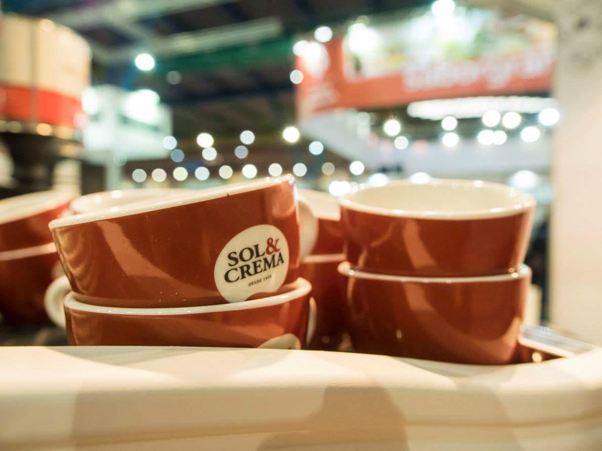 Resultado de imagen de cafes sol y crema