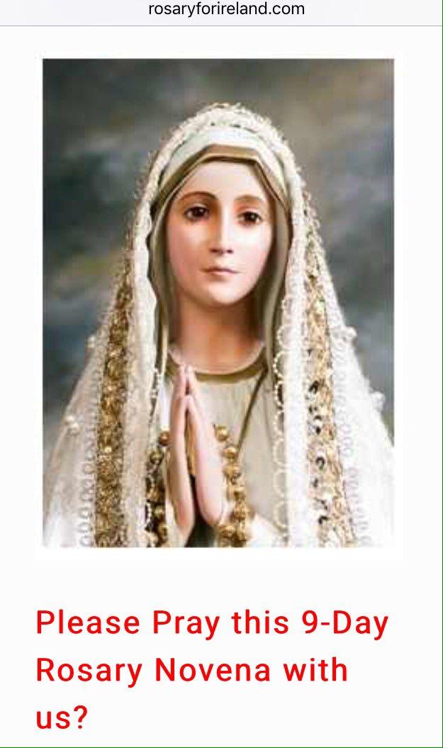 9 day rosary