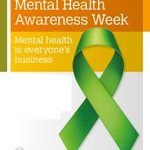 Image for the Tweet beginning: Mental health is everyone's business