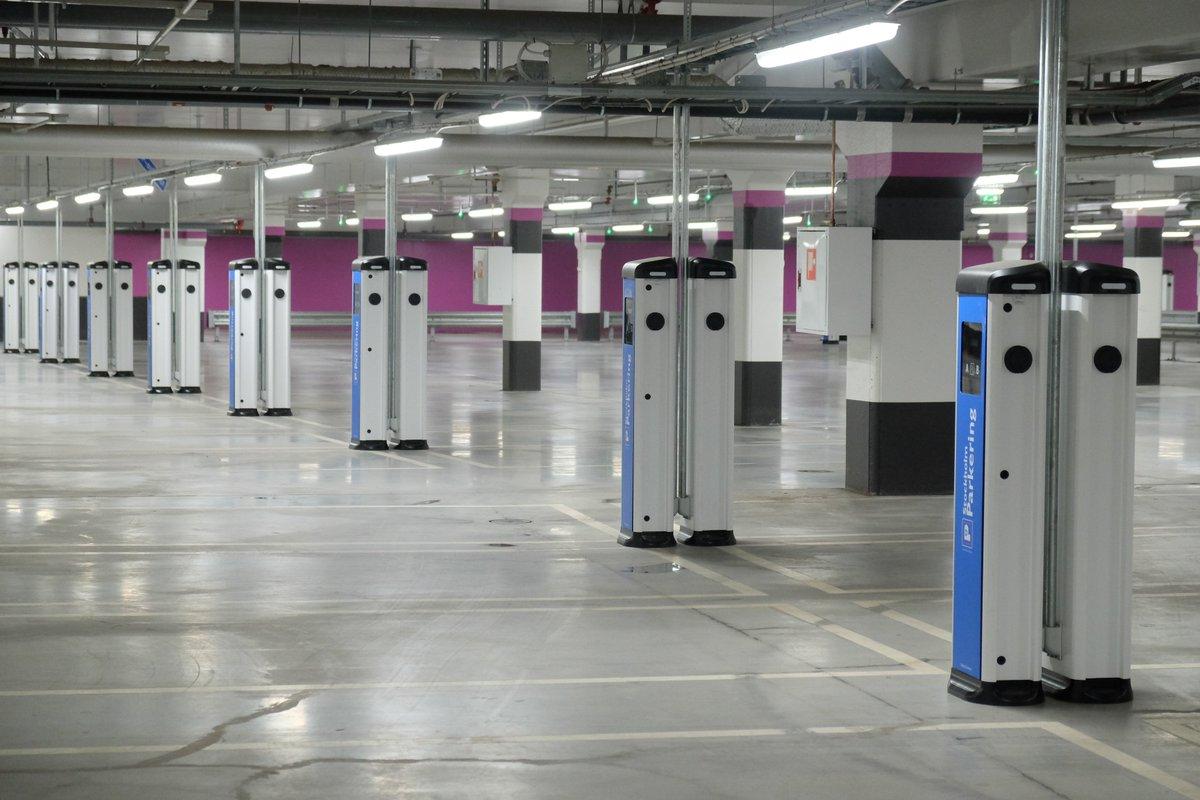 Tele2 arena parkering