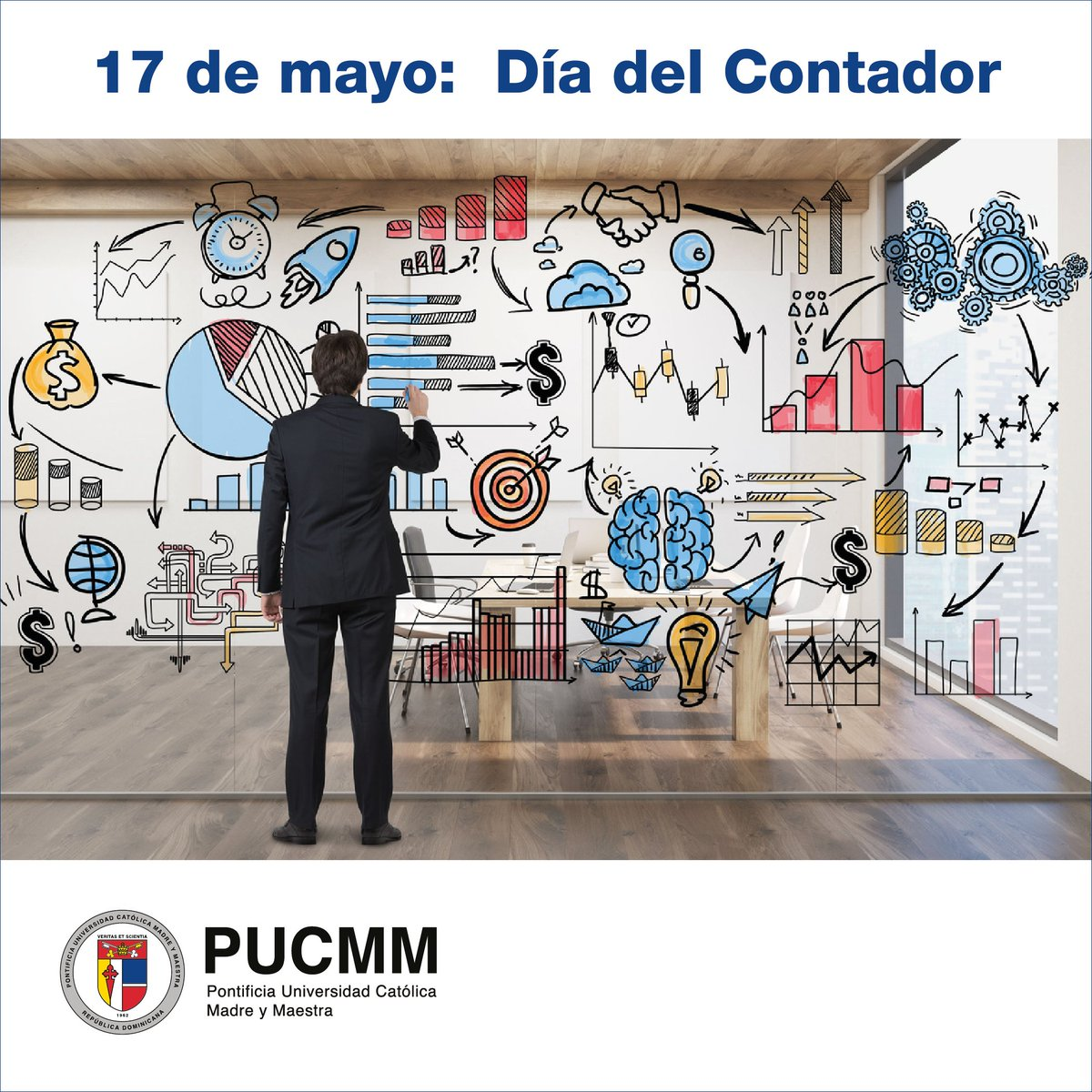 PUCMM on Twitter: \