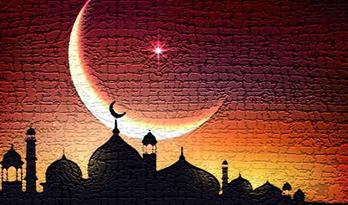Ramadan Mubarak - Bon Ramadan - Good Ramadan - رمضان سعيد 😉