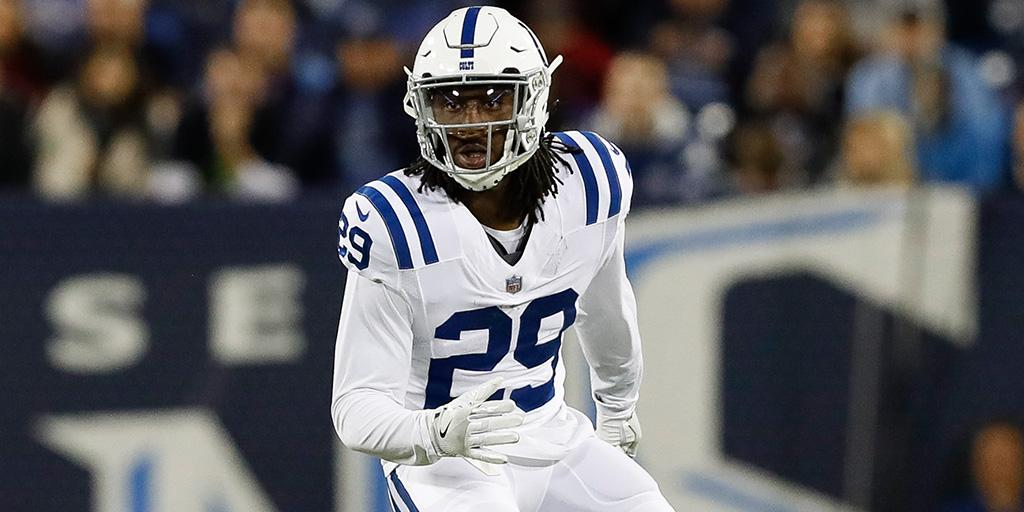 .@Colts S @MalikHooker24 returns to field after season-ending injury: https://t.co/ZzU0Mpket7 https://t.co/VowYIpF3vY