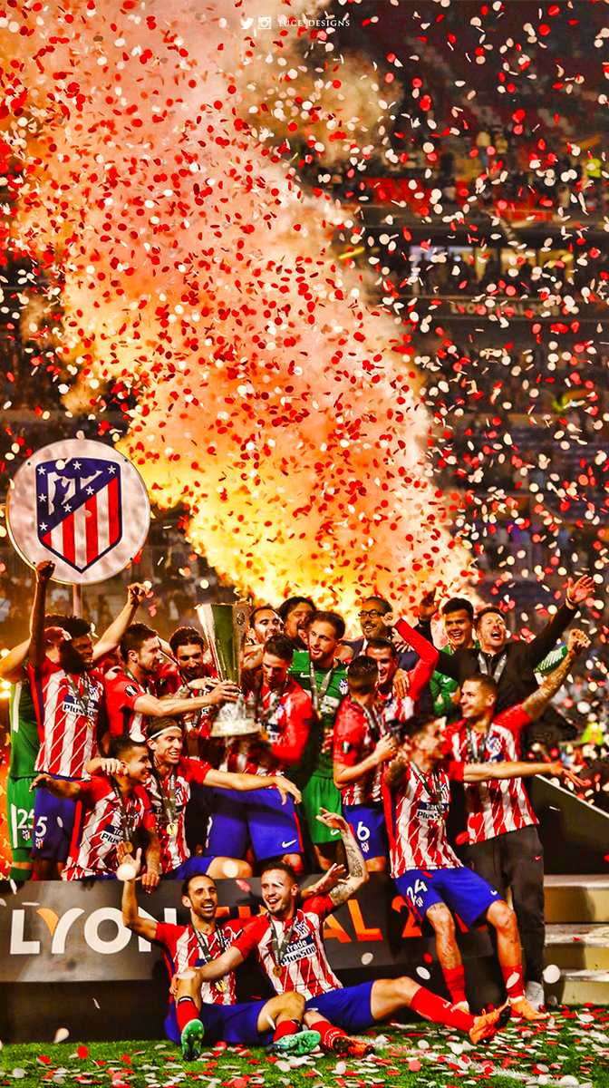 Luce On Twitter Uel 2018 Winner Atleti Mobile Wallpapers Rt S Images, Photos, Reviews