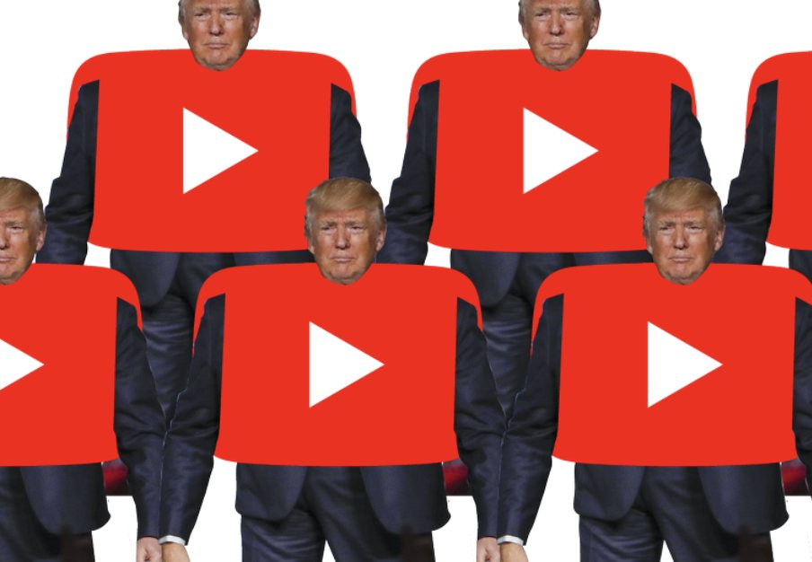Pro-Trump robot videos are popping up all over YouTube — and no one knows why https://t.co/SBtnyAiqIR https://t.co/zIoz2KSHPV