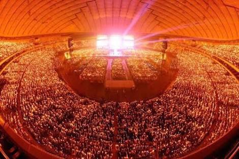@Metro_G_M 西城秀樹さんのお陰でこの景色が再現出来たんですね…ありがたい話です