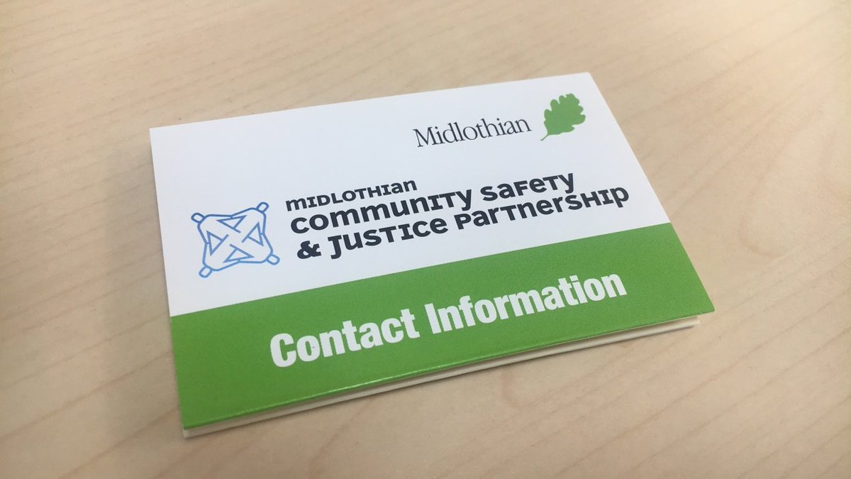 Or Another Personal Struggle Look Out For Our New Community Justice Contact Cards Some Useful Numbers In Midlothianpictwitter EvVxOHiSSh