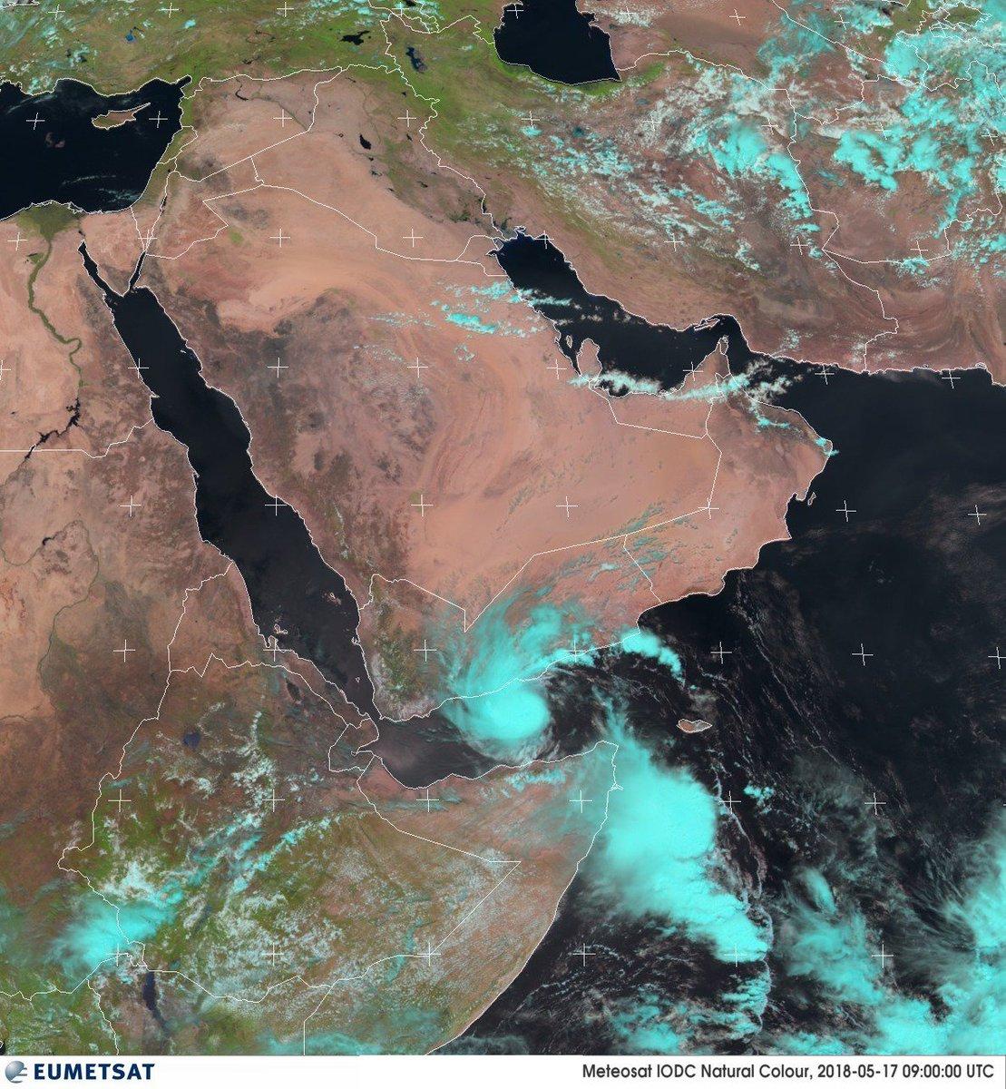 'સાગર' વાવાઝોડાની ગુજરાતને કોઈપણ પ્રકારની અસર થશે નહીં, વાવાઝોડું યમન તરફ ફંટાયુ