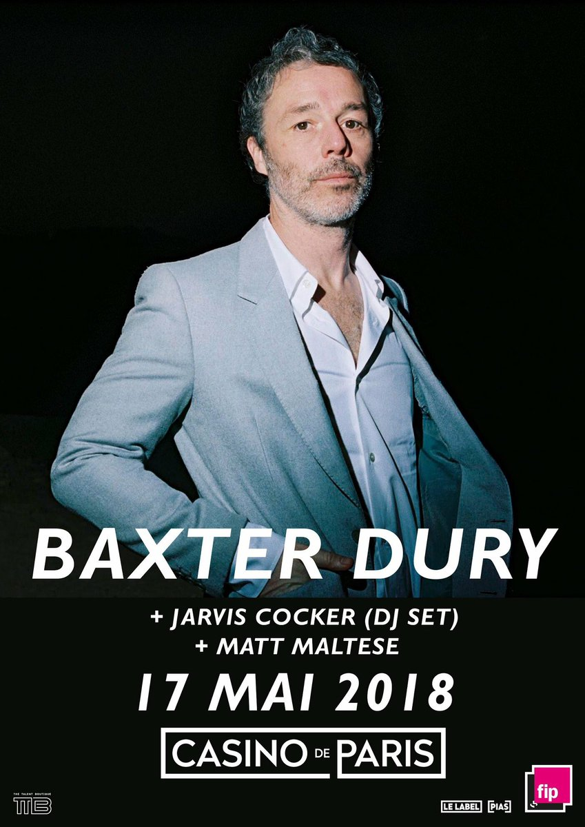 Baxter dury casino de paris hungerrush blackjack