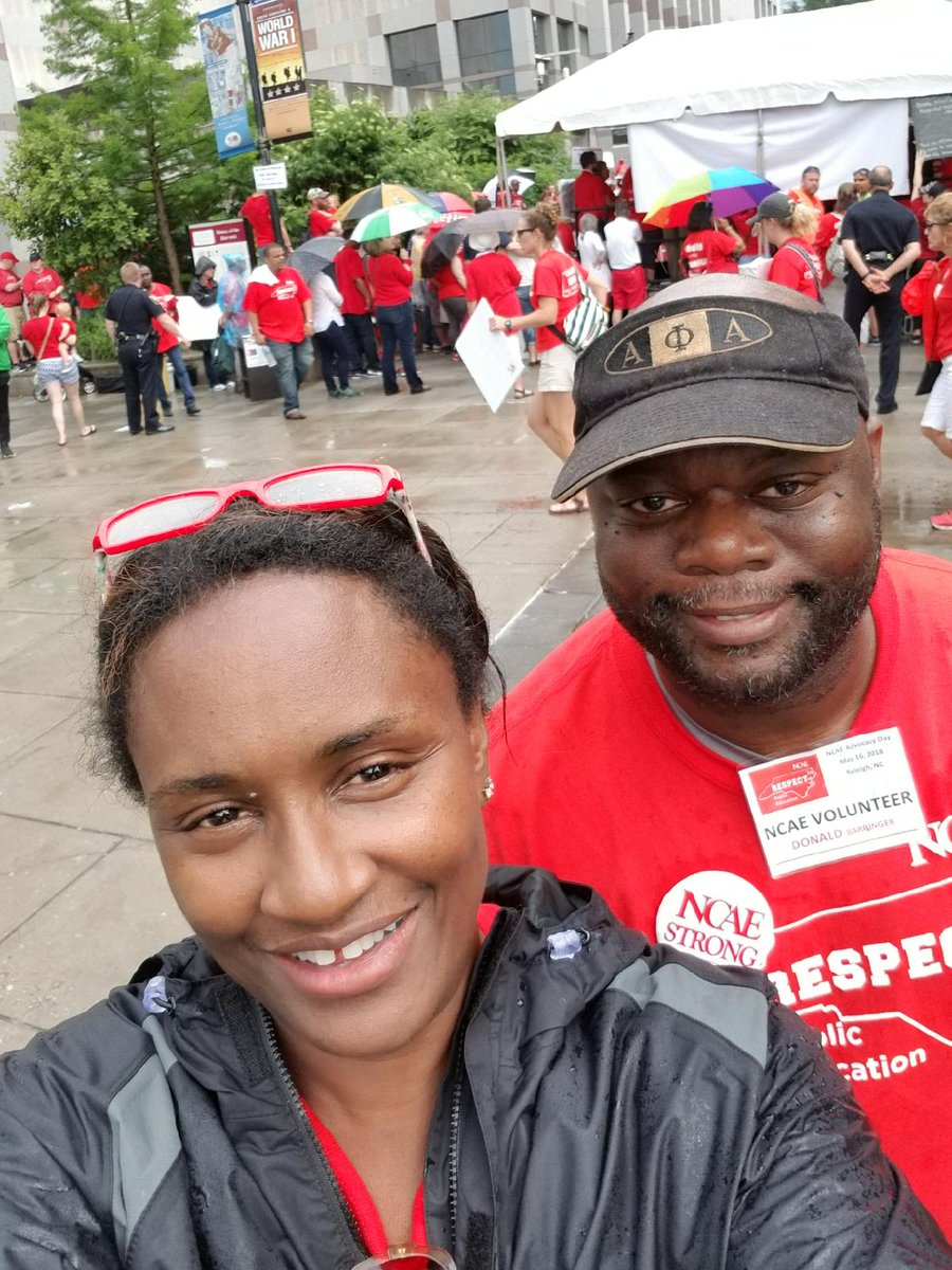 Donald A. Barringer's photo on #Red4Ed