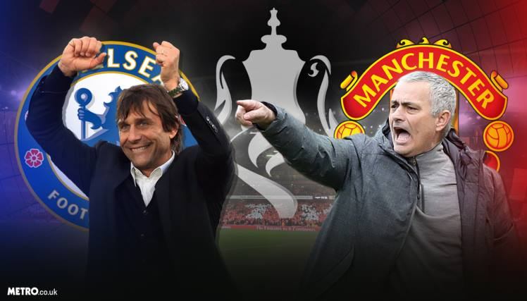 Join us for our EPIC #FACupFinal  party here this Saturday!   Man Utd v Chelsea @ 17:15   BOOK NOW    http:// bit.ly/2v5mG5j  &nbsp;    08455 333 000 #UKBizLunch <br>http://pic.twitter.com/Te0KMMvRMs