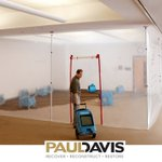 Image for the Tweet beginning: ZipWall® Dust Barrier System saves