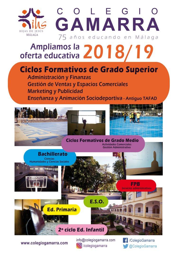Colegio Gamarra On Twitter Conoces Nuestra Oferta