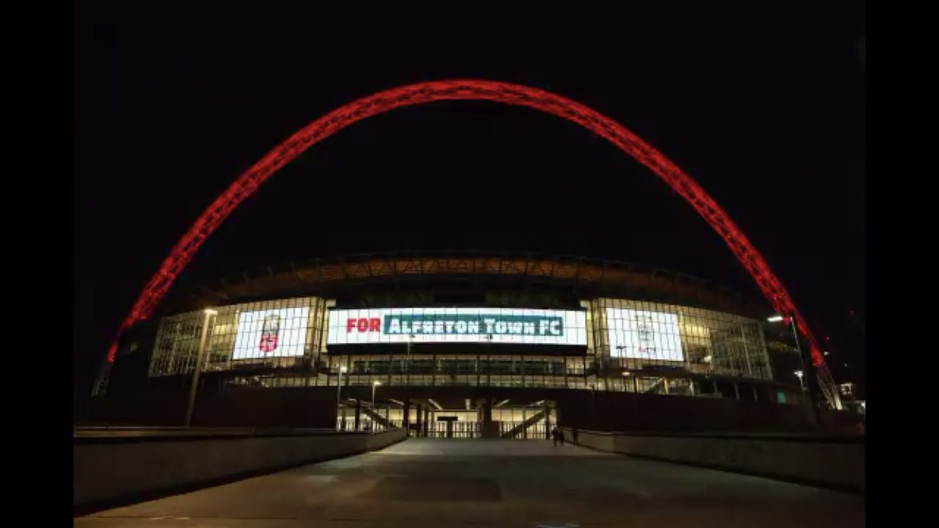 Wembley Alfreton