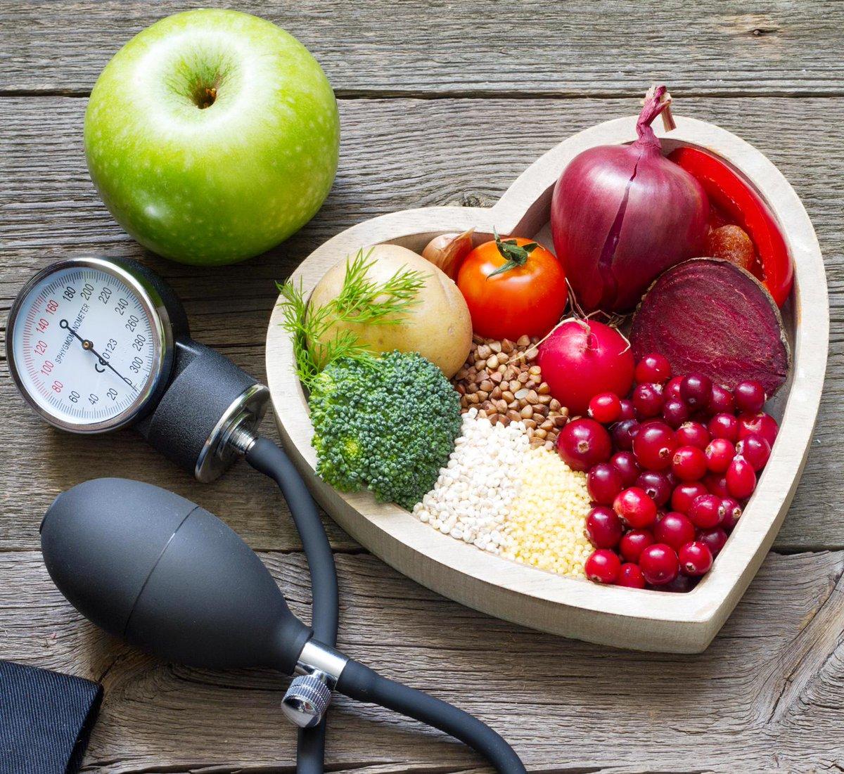 Полезные для здоровья диеты