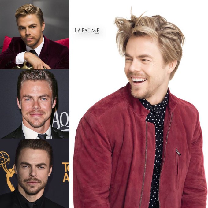 Happy 33 birthday Derek Hough . Hope that he has a wonderful birthday.