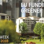 Do you have an idea to make your city greener? 💡#EUfunds are available to help cities build a greener future 🌱 Take a look at this 'one stop shop' listing of all available opportunities ➡️ https://t.co/JclaTvZW7X #EUGreenWeek 2018