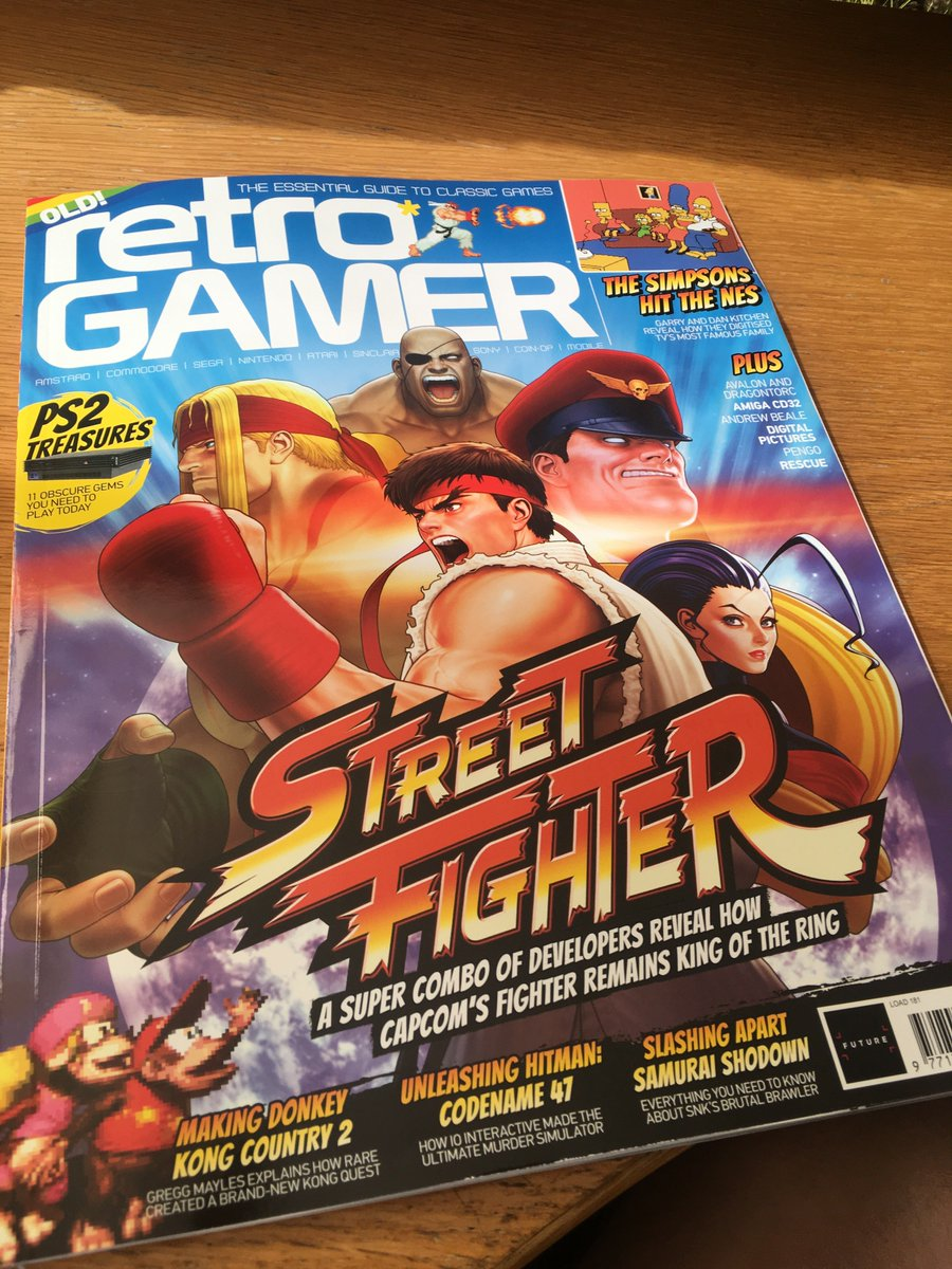 Retro Gamer on Twitter: