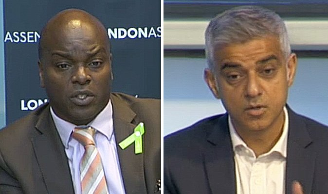 'NOT the question I asked!' Sadiq Khan ROASTED over plans to tackle London crime https://t.co/nfm8n4IX27