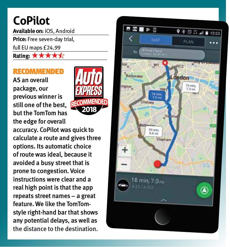 CoPilot UK (@copilotgps) | Twitter