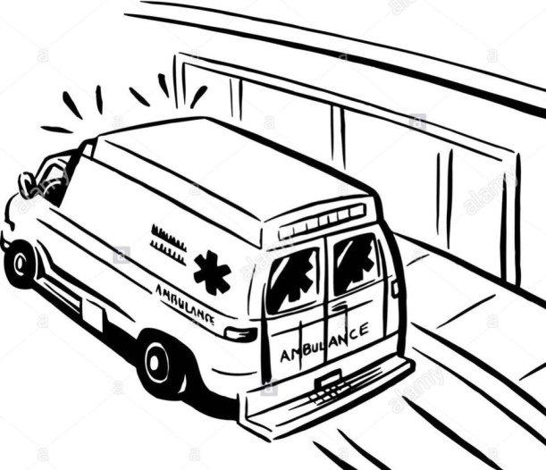 fi munro on twitter sickness ambulance home s t co Black Minivan 4 45 am 17 may 2018