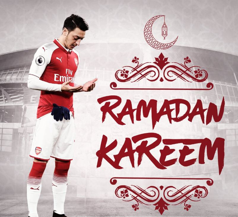Arsenal'den Ramazan mesajı https://t.co/UmTfzglePm https://t.co/TqOhMW7WIf