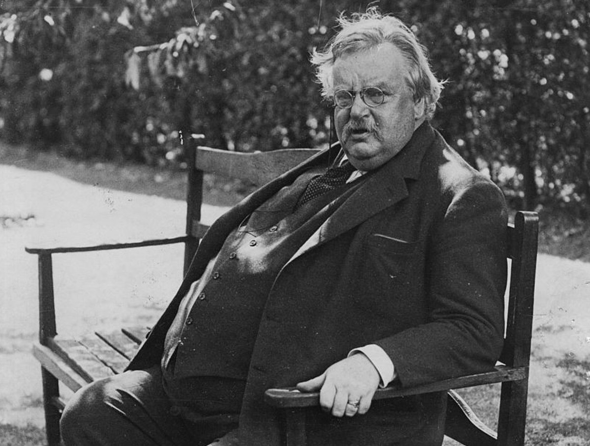 Twelve Types [ENG] | G. K. Chesterton