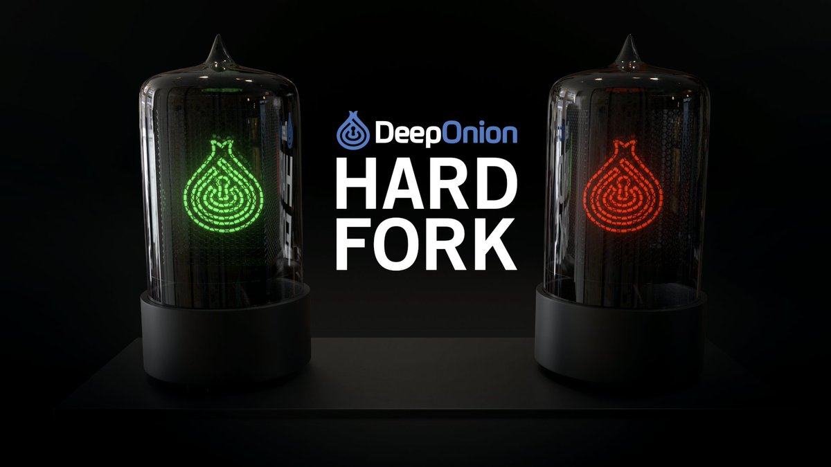 After the @DeepOnionx hard fork that happened today, transaction fees have been lowered from 0.001 Onions to 0.0001 Onions. How much does your bank charge you?  #DeepOnion #anonymous #cryptocurrency #tor #altcoin #privacy #coin #investments #pos #staking #blockchain #profit<br>http://pic.twitter.com/sWW2yAHHkg