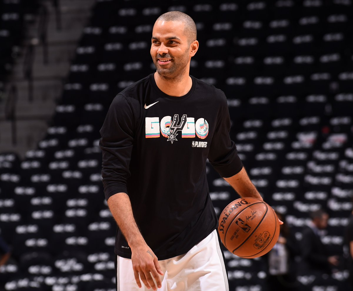Join us in wishing @tonyparker of the @spurs a HAPPY 36th BIRTHDAY! #NBABDAY #GoSpursGo