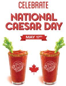 #NationalCaesarDay Photo