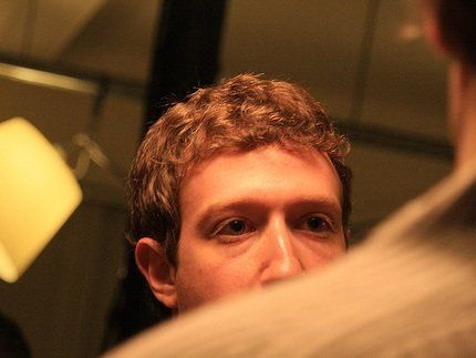 #Zuckerberg Photo
