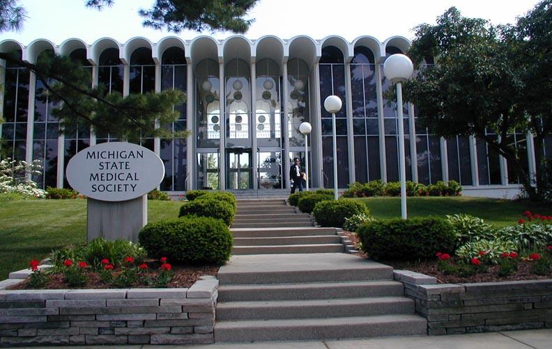 1866 : Michigan State Medical Society Organized