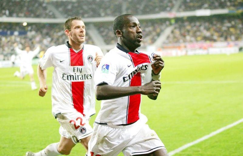17 mai 2008, le PSG se déplace à Sochaux et joue sa survie en Ligue 1. Grâce à un doublé d'Amara Diané, le club parisien arrache son maintien à la dernière journée.  C'était il y a 10 ans jour pour jour.