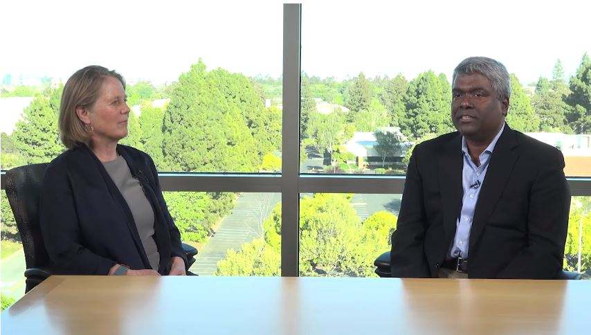 Were officially partnering with @googlecloud to bring #Cloud Volumes to @GCPcloud. Heres George Kurian, @NetApp CEO, and Diane Greene, Google Cloud CEO, discussing the new partnership: bit.ly/2I5MG89
